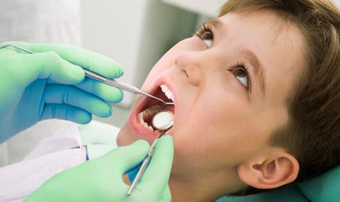 Детский стоматолог в Одессе